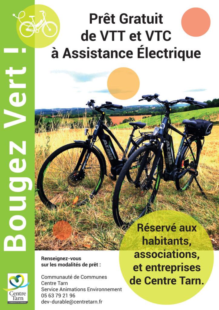 Vélo électriques